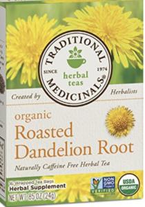 The Benefits of Dandelion Tea