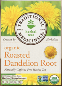 The benefits of dandelion tea